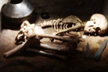 enterramiento, Almanzora, Museo Arqueológico, Madrid, Historia
