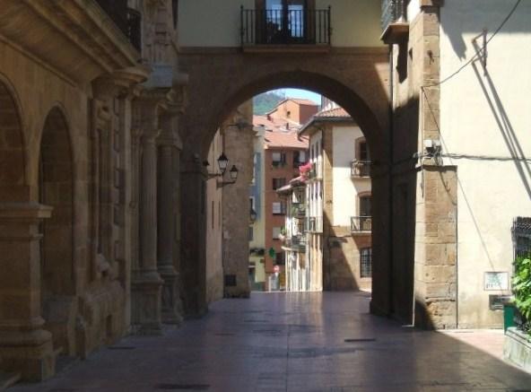 Oviedo's Old Town