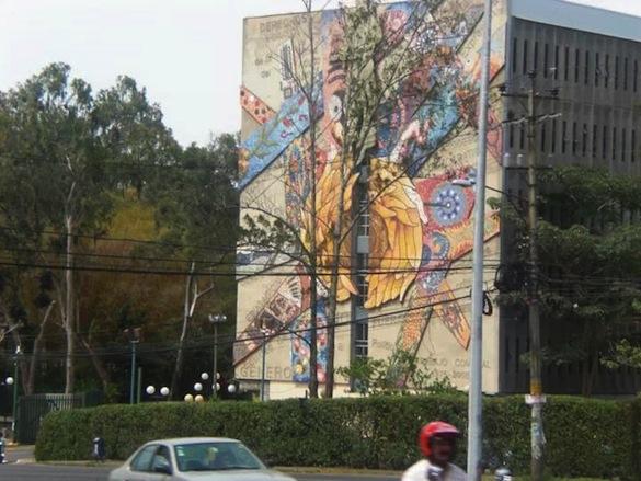Universidad de Costa Rica, San José, where I learned a lot of my Spanish    Malia Williams