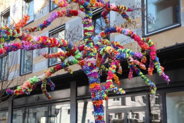 Munich in spring