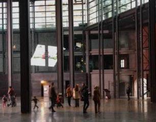 Central Atrium at Alhondiga Bilbao