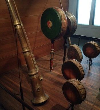 Drums on Display | Robert Persky