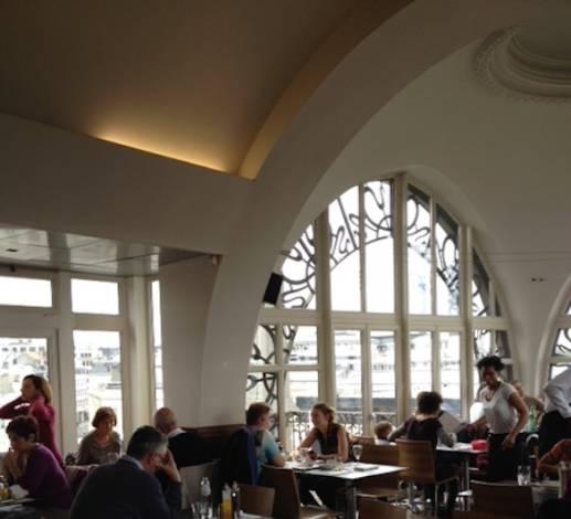 Restaurant on the Top Floor | Robert Persky