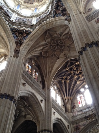 Ceiling of the New Cathedral | Robert Persky
