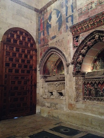 Mural Paintings in the Old Cathedral |Robert Persky
