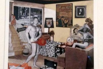 pop art, Richard Hamilton, museum exhibition