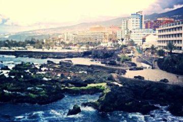 Puerto de la Cruz, Tenerife, Spain