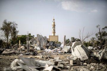 Gaza, conflict