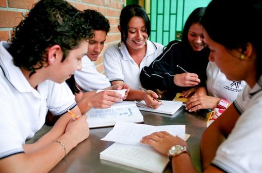 programa educación, estudiantes