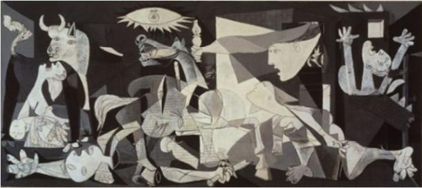 El Guernica, Picasso