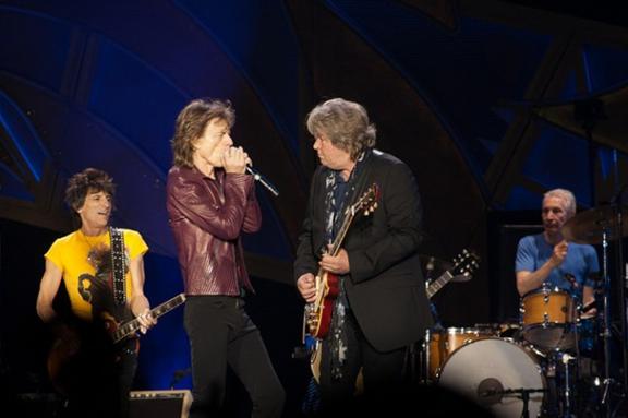 Rolling Stones, Paris