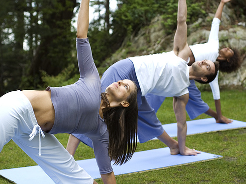Fitness and Yoga   My Yoga Online