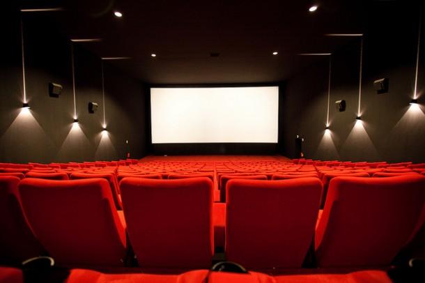 Sala de cine / Flickr M4tik   rgnn.org