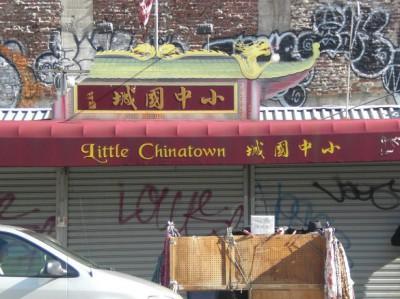 Chinatown, NYC | Photo: Malia Lani Williams
