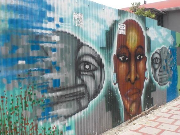 Street Art in San José, Costa Rica   Malia Lani Williams