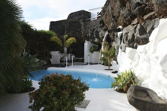 César Manrique Foundation in Lanzarote, Canary Islands (Spain)