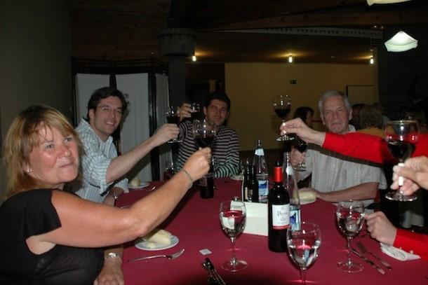Teaching English and having fun in Spain | Credit: Stephen Bugno.