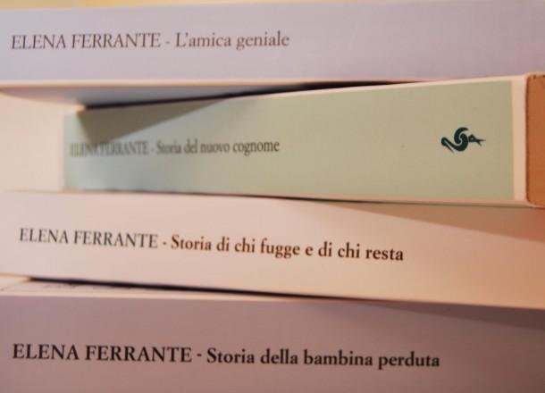 Giorgia Damiani | The Neapolitan Novels