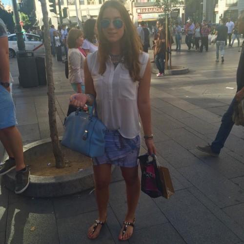 Look #1 | Sidra Imtiaz