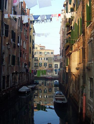 Luciano | Venezia, Ghetto Novo
