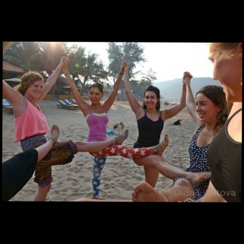 Beach & Yoga