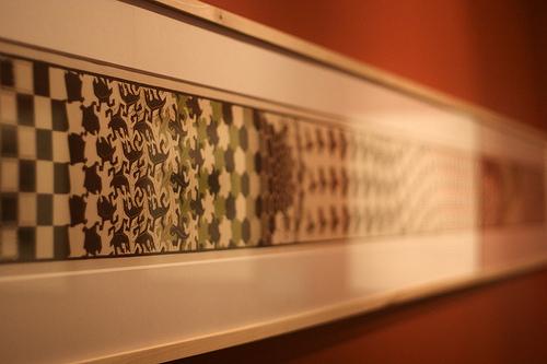 Gina Colecchia | M.C. Escher, Metamorphosis II
