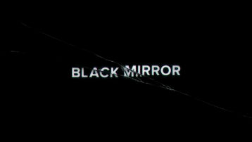 Black Mirror Title Card