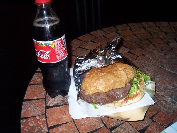 Horseburger | Simon Law