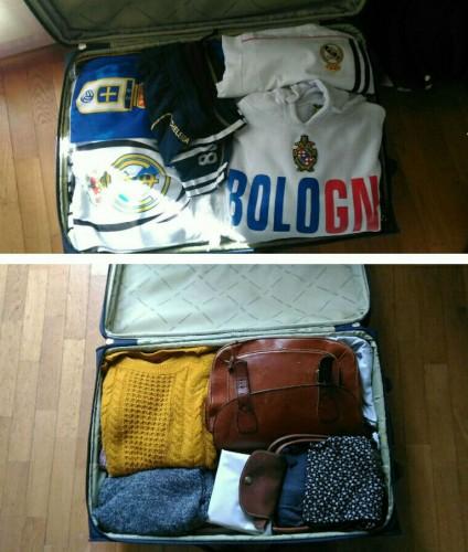 Suitcases | Giulia Zuffa