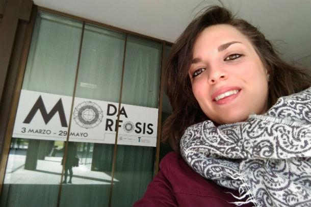 Me at Modamorfosis | Giulia Zuffa