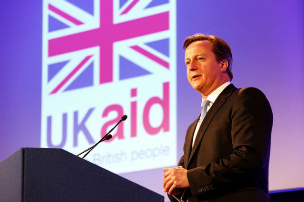 DFID - UK Department for International Development | Prime Minister David Cameron, speaking at the London Summit on Family Planning