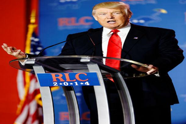 Michael Vadon |Donald Trump