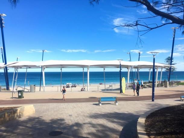 Scarborough Beach in Perth | Lauren Melanson