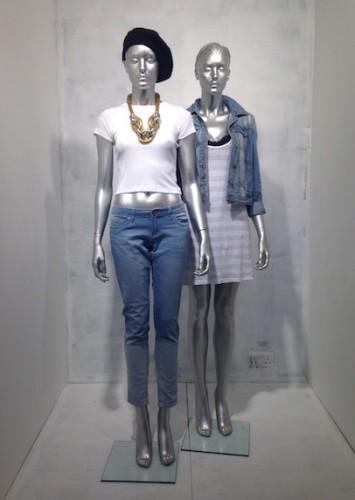 Apache's Mannequin Project | Verónica Apache