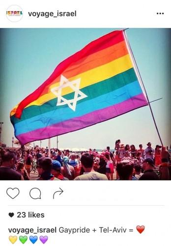 Via Instagram by @voyage_israel