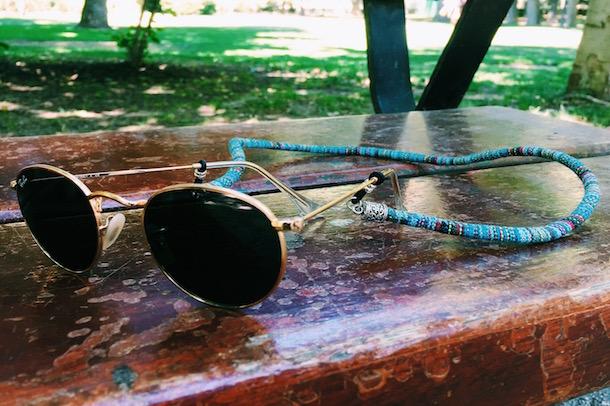 Sunglasses band | Laura García