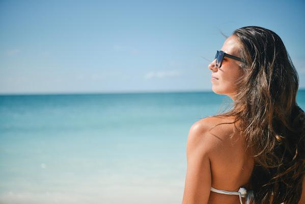 Girl by the Beach   Gianna Karla Toletino