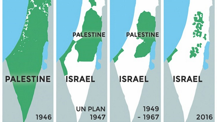 A Comprehensive Overview of the Israel/Palestine Conflict | ROOSTERGNN
