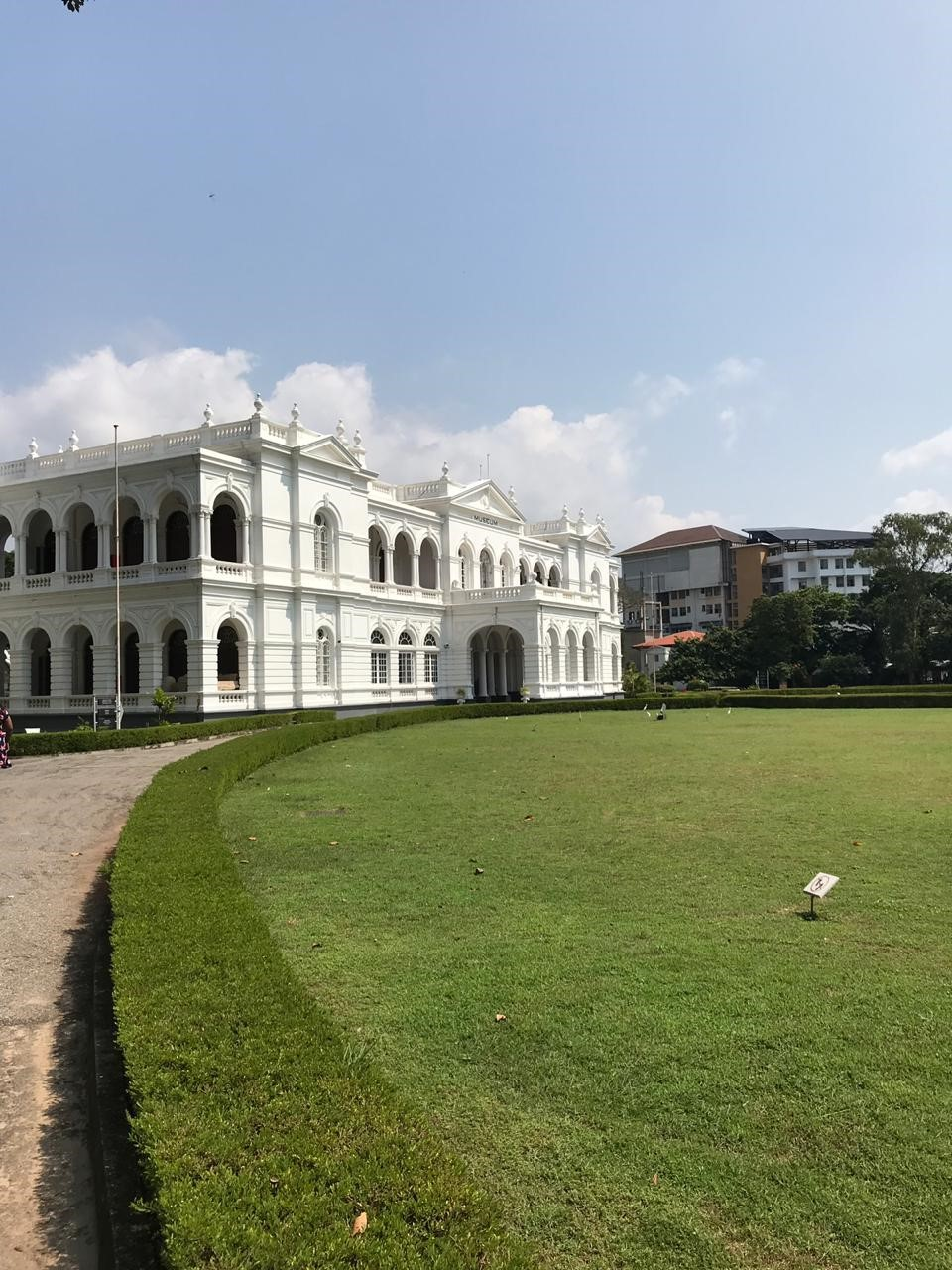 The National Museum of Colombo