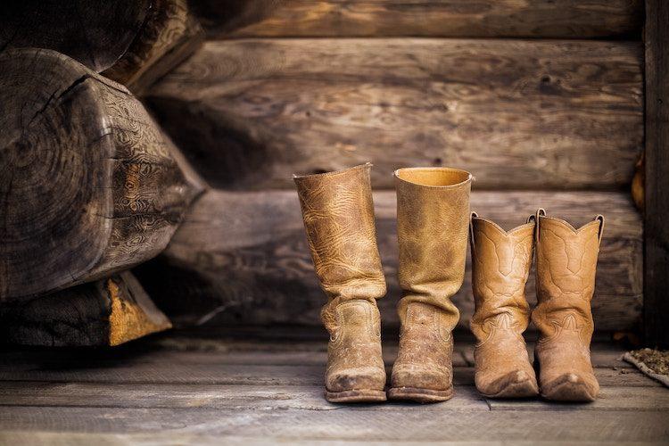Leather Boots | Unsplash
