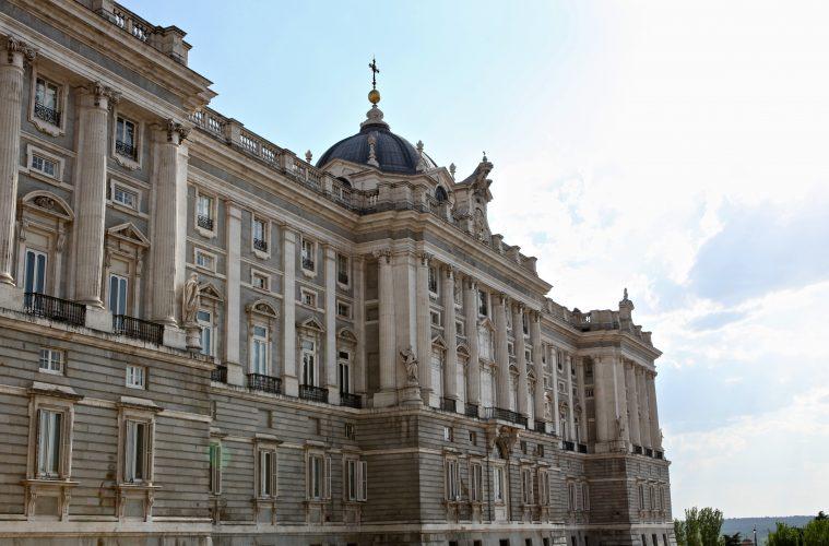 Palacio Real | RGNN photography tour 'Madrid de los Austrias'
